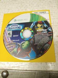 Skylanders Imaginators (Microsoft Xbox 360) - DISC ONLY