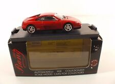 Bang 8005 Ferrari 348 tb Stradale Red 1/43 neuf boxed/en boite mint in box