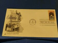 Scott #1373 6 Cent Stamp Honoring California Statehood First Day Issue