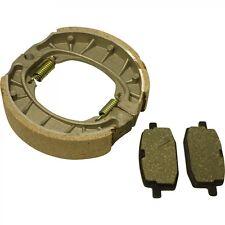 2 x Bremsbeläge Bremsklötze Passend für Baotian Jonway Benzhou Jinlun Rex BASHAN