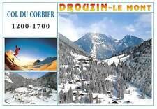 France Col du Corbier Drouzin Le Mont Skier Mountains Winter
