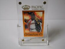 1988 TONY GWYNN PACIFIC PARAMOUNT INAUGURAL ISSUE # 26/600 IN FACTORY DISPLAY