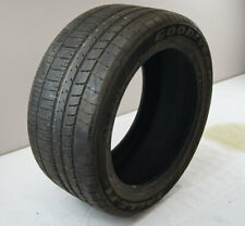 "Goodyear Eagle F1 Supercar Tire Patched 265/40/17 Used 7/32"" For Judging ONLY"