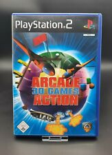 SONY PLAYSTATION 2 ARCADE 30 GAMES ACTION