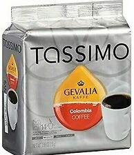 Lot 14 Tdisc Tassimo Gevalia Columbian Coffee Medium Roast Brew Home Free Ship