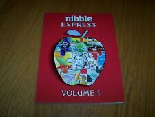 APPLE NIBBLE EXPRESS VOLUME 1 BOOK COPTRIGHT 1984 MICRO-SPARC VERY GOOD & CLEAN
