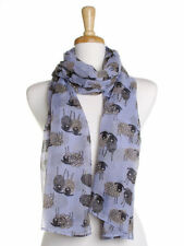sheep scarf / lilac Scarf / Fashion Accessories / scarves sheep lovers scarf