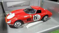 FERRARI 250 GTO 1964 #170 TOUR DE FRANCE 1/18 UNIVERSAL HOBBIES voiture miniatur