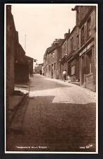 Haworth. Haworth's Hilly Street by Walter Scott # 7002.