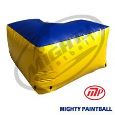 Mighty Paintball Air Bunker (Inflatable Bunker) - Giant 