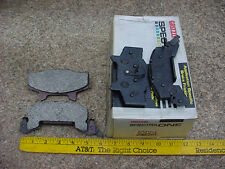 83 84 85 86 87 CHEVROLET CHEVETTE PONTIAC T1000 front DISC BRAKE PADS CHEVY