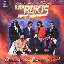 Romanticos de Corazon  Vol. 2, Los Bukis, New
