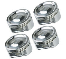 JE 86MM 8.5:1 SR20DET FORGED PISTONS FOR NISSAN 240SX SILVIA S13 S14 SR20 TURBO