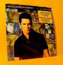 SEALED Cardsleeve Single CD Alejandro Sanz Y, ¿Si Fuera Ella? 2TR 1997 Pop