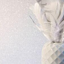GLITTERATI ICE WHITE GLITTER WALLPAPER - ARTHOUSE 892108 NEW