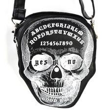 Ouija SKULL grande borsa a tracolla