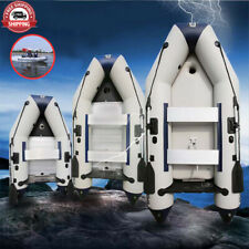 Inflatable Boat Fishing Outdoor Drifting Laminated Rubber Alloy Rafting Water Sp