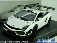 Lamborghini Gallardo LP 600 Model Car 1 43 Scale White IXO 2011 Super Sports K8