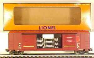 Lionel 6-17231 O Gauge Wisconsin Central Double Door Boxcar #9200 LN/Box