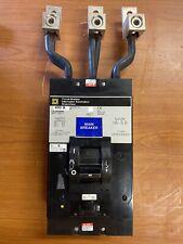 Square D Lal Circuit Breaker Lal36400Mb 400Amp 600Volt 3Pole