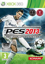 Pro Evolution Soccer PES 2013 Xbox 360 It Import Konami