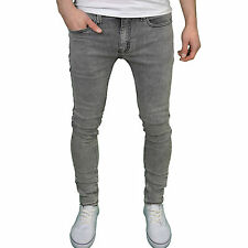 Soulstar Mens Boys Designer Branded Skinny Stretch Jeans, BNWT