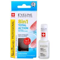 EVELINE 8in1 NAIL THERAPY TOTAL ACTION INTENSIVE NAIL CONDITIONER
