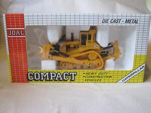Joal Compact Caterpillar CAT D-10 Bull-Dozer Chain Tractor #220 Spain 1/70