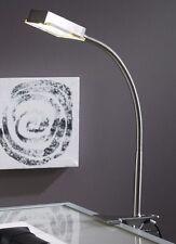 LED Klemmleuchte Klemmspot Strahler Spot Lampe Leselampe Nachttischlampe T74