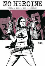 ON HAND NO HEROINE #1 NM COVER A AHMED SOURCE POINT PRESS