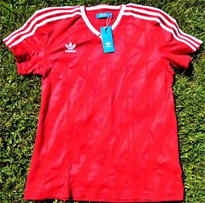 Russland Russia Retro Trikot Jersey Camiseta Größe L NEU ADIDAS Herren/Men CCCP