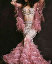 Professional belly dance dress