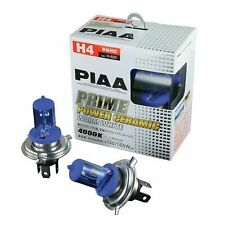 PIAA H4 2x Motorsport Platinum Competition Halogen White Bulb 140/165w Bulbs