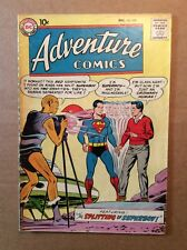 Adventure Comics #255 (1958) Dc Silver Age Superboy Green Arrow Aquaman; Kirby