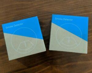2 SimpliSafe Wireless Smoke Detectors.  New in Box!