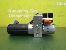PEUGEOT 307 CC MK1 CONVERTIBLE HYDRAULIC ROOF LIFT MOTOR PUMP 056 213 01 06