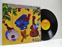 RAMSEY LEWIS les fleurs (1st uk press) LP EX/VG, CBS 25524, vinyl, album, 1983,
