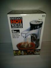 In-Sink Erator Instant Hot Water Dispenser Chrome H-770 750 Watts, NEW SEALED