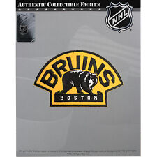 Official Boston Bruins With Bear Team Logo Shoulder Jersey Patch