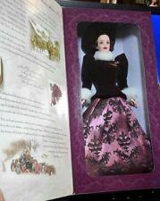 1996 Special Edition Hallmark Holiday Traditions Barbie Holiday Homecoming NIB