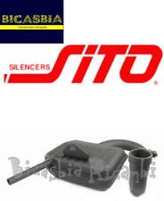 0643 - MARMITTA SITO VESPA 125 GT GTR TS SUPER - 150 SPRINT - SPRINT VELOCE GL