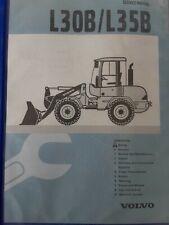 Volvo L40B/L45B Service Manual