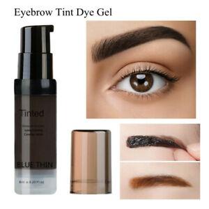 Eyebrow Tattoo Tint Dye Gel Cream Waterproof Long-Lasting Tearing Eyebrow Cream