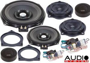 Audio System X 200 BMW Evo 3-Wege Teil-Aktiv Front System BMW E And For Models