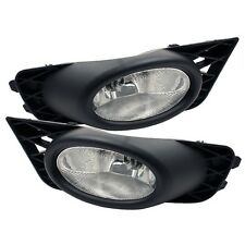 Spyder Auto Honda Civic 09-11 4Dr OEM Fog Lights - Clear 5020697