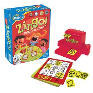 Thinkfun Zingo! Game NEW