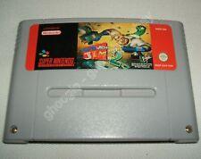 SNES (PAL) - Earthworm Jim 2 - Super Nintendo 16 bit