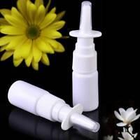 5x Nasenspray Flaschen Zerstäuber Finger Sprühflasche Pumpzerstäuber mit De N2R5