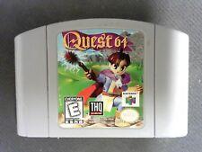 Quest 64 Nintendo 64 N64