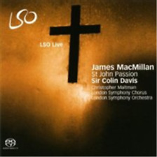James MacMillan: St. John Passion  SACD NEW